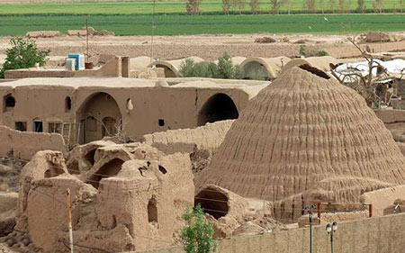 روستای پاده از جاذبه های تاریخی بی نظیر استان سمنان