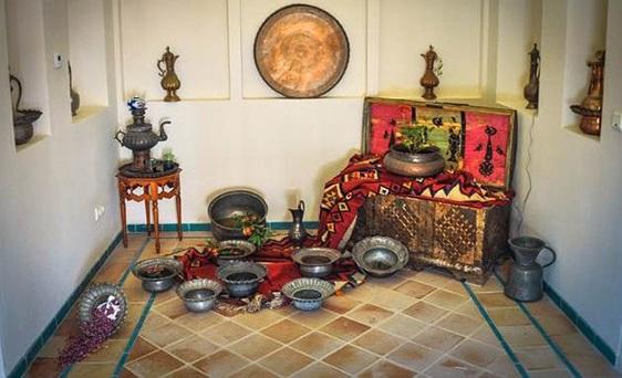 ایده های جالب برای دکوراسیون سنتی خانه