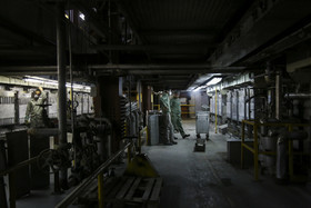 فعالیت دست و پا شکسته کارخانه پلیاکریل اصفهان