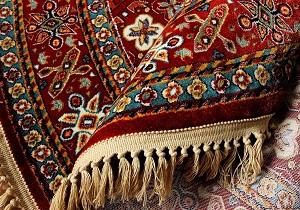 یک تخته فرش اهدایی بافندگان سربیشه به عتبات عالیات