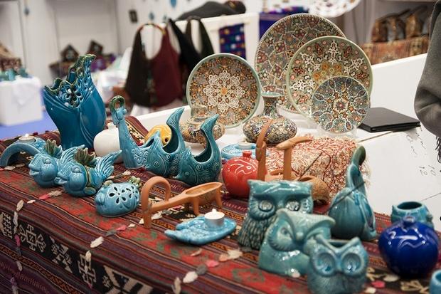 برگزاری نمایشگاه صنایع دستی در ارومیه