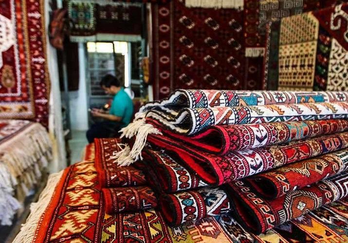 افتتاح نمایشگاه فرش دستباف ایران در جاکارتا